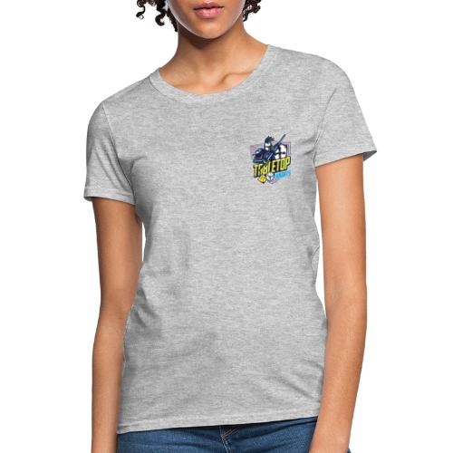 Tabletop Knights Small Logo - Women's T-Shirt