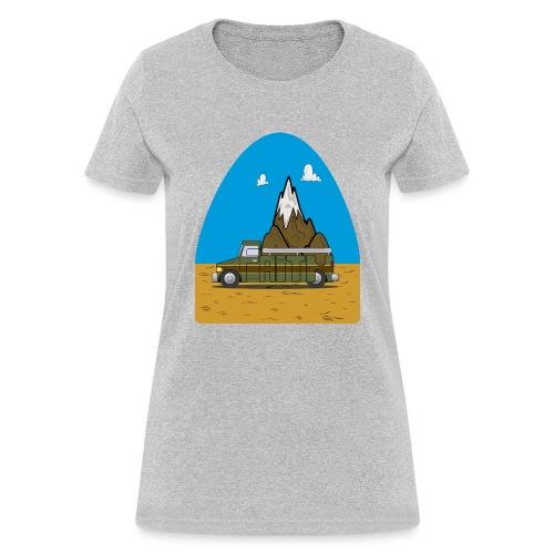 faith moves mountains 2018 - Women's T-Shirt