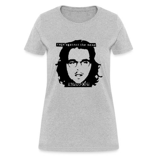 RageAgainstTheMeme3 - Women's T-Shirt