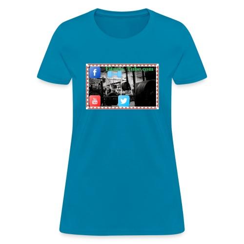 gym199 1 - Women's T-Shirt