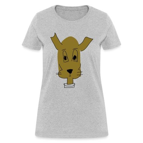 ralph the dog - Women's T-Shirt