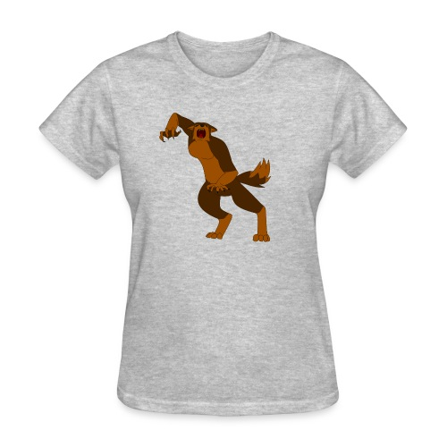 Werewolf Kiba - Women's T-Shirt