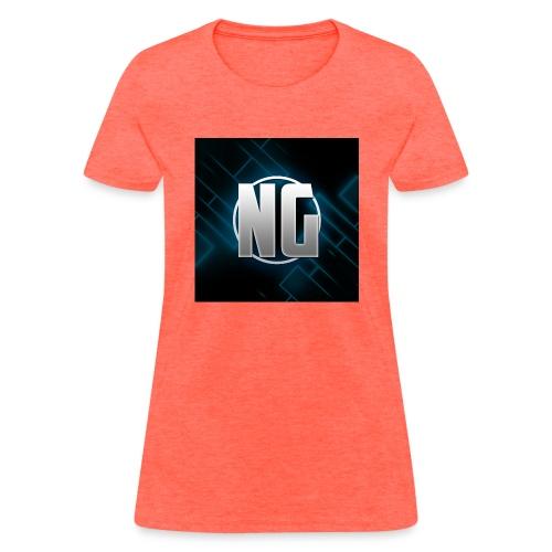 NadhirGamer Merch - Women's T-Shirt