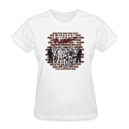 East Row Rabble - Women's T-Shirt
