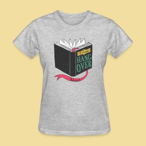 Fictional Hangover Book - Women's T-Shirt