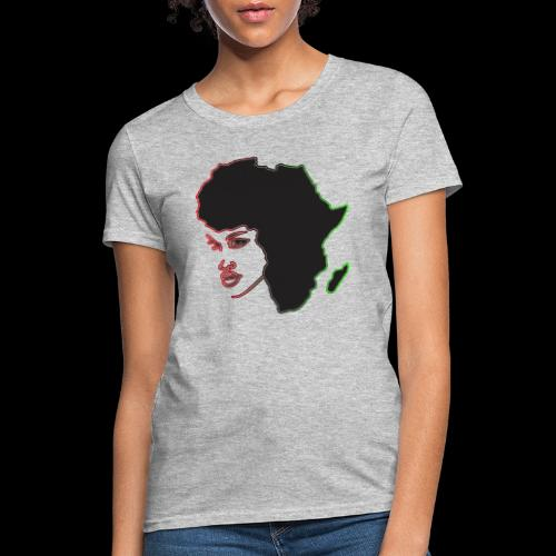Afrika is Woman - Women's T-Shirt