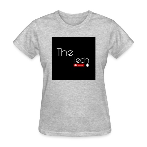 The Tech t-shirts - Women's T-Shirt