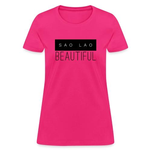 Sao Lao Beautiful - Women's T-Shirt