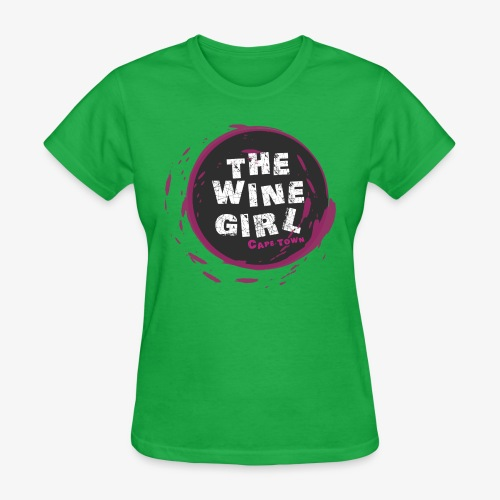 The Wine Girl - Women's T-Shirt