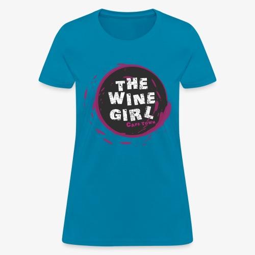 The Wine Girl - Women's T-Shirt