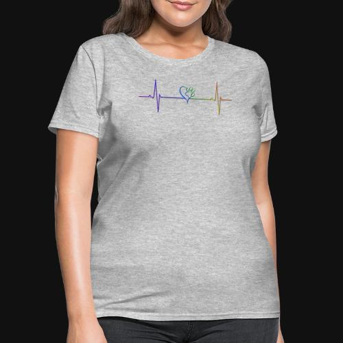 Live & Breathe Dog - Women's T-Shirt