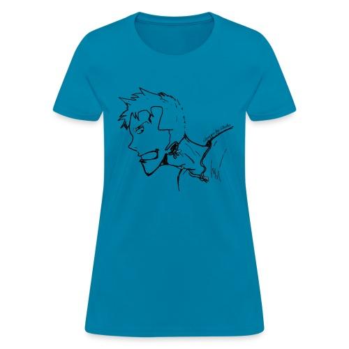 Design by Daka - Women's T-Shirt