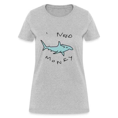 sharko - Women's T-Shirt