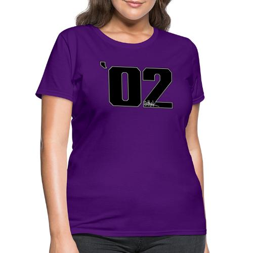 2002 (Black) - Women's T-Shirt