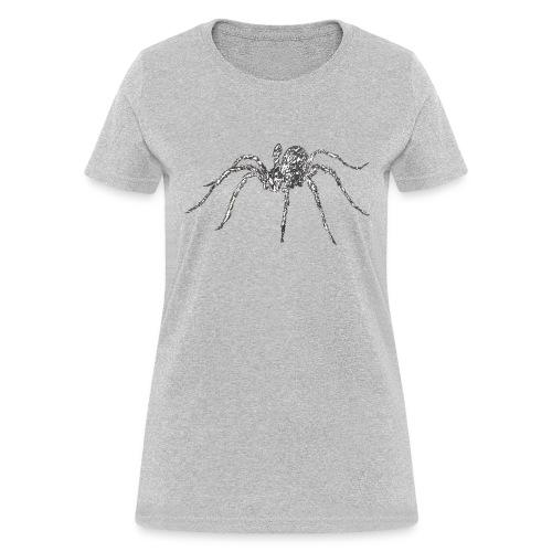 Creepy Tarantula - Women's T-Shirt