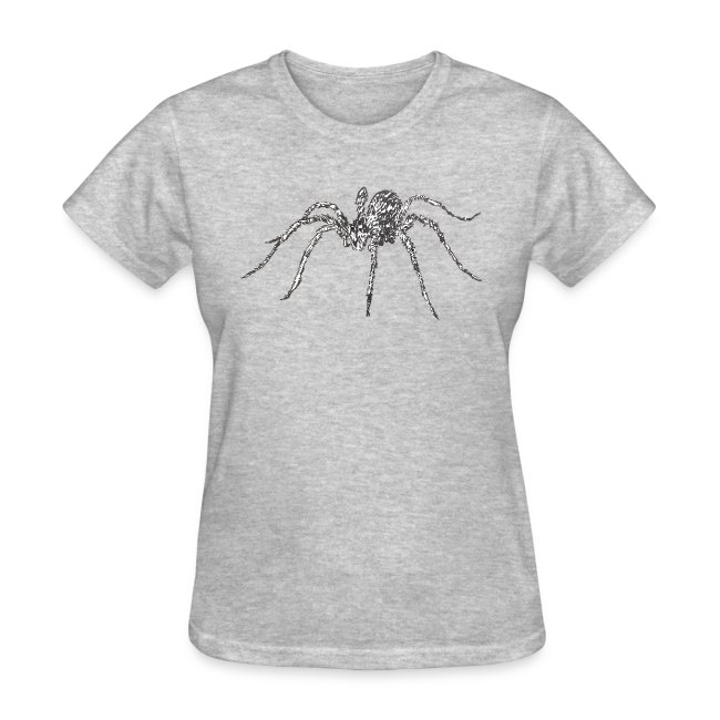 Creepy Tarantula