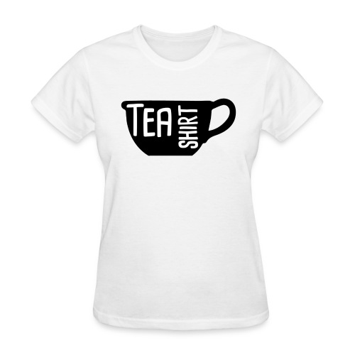 Tea Shirt Black Magic - Women's T-Shirt