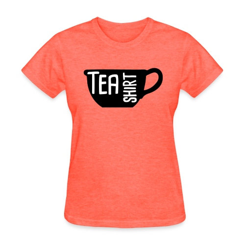 Tea Shirt Black Magic - Women's T-Shirt