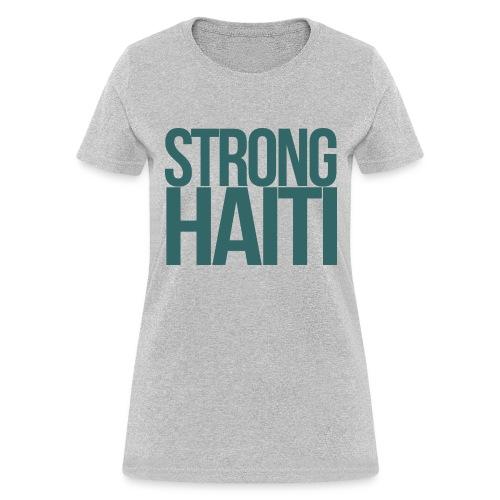 HAITI - Women's T-Shirt