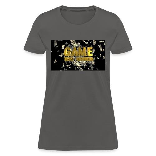 Game the gamer sweater - Women's T-Shirt