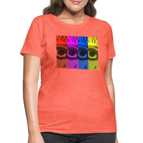 Eye Queen - Women's T-Shirt