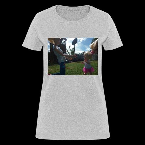 Babies sunny day - Women's T-Shirt