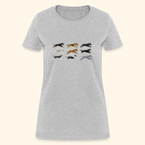 The Starting Nine - Women's T-Shirt