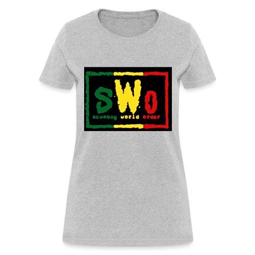 Rasta SCUMBAG - Women's T-Shirt