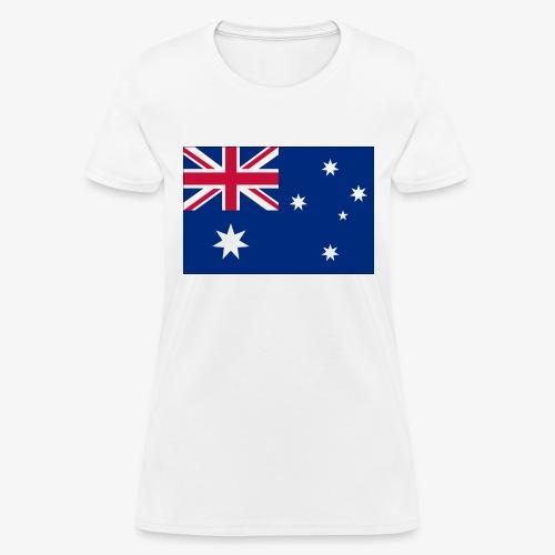 Bradys Auzzie prints - Women's T-Shirt