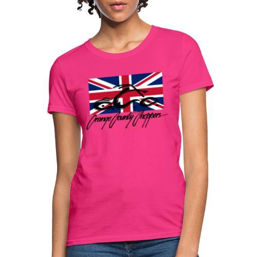OCC UK - Women's T-Shirt