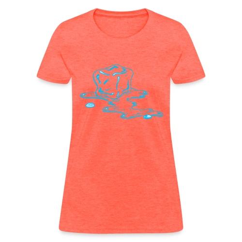 Ice melts - Women's T-Shirt