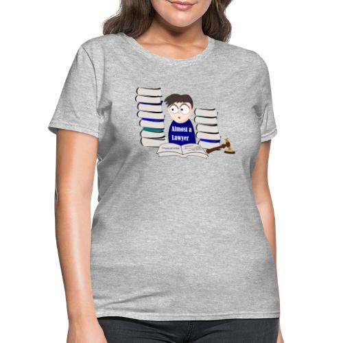 Almost a Lawyer Male Asian - Women's T-Shirt