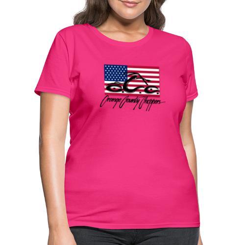 OCC America - Women's T-Shirt