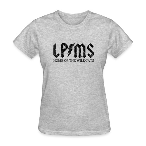 LPMS Voltage Distressed - Women's T-Shirt
