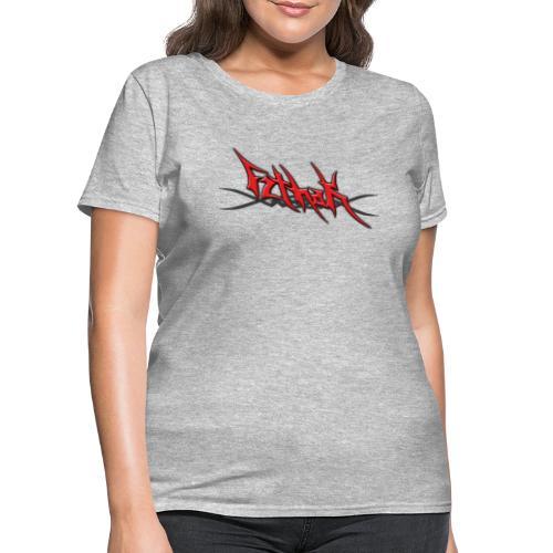 Blayde Logo (Red) - Women's T-Shirt