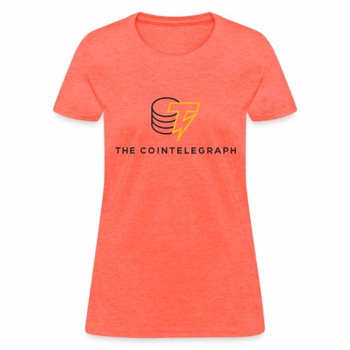 cointelegraph branding - Women's T-Shirt