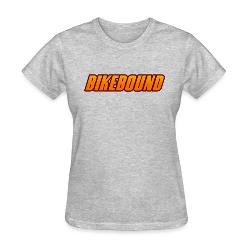 BikeBound Logo - Women's T-Shirt
