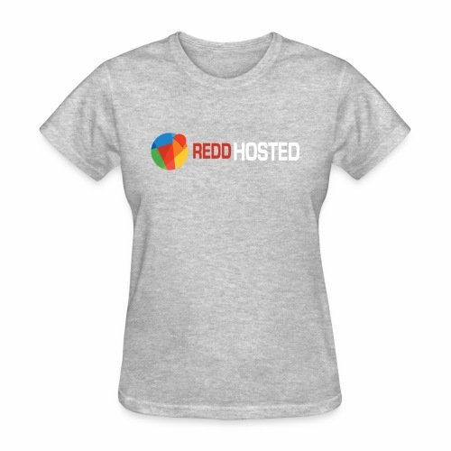 REDDHOSTED LOGO - Women's T-Shirt