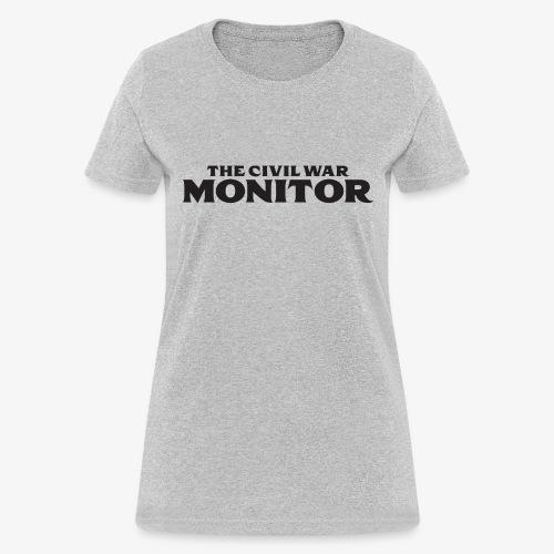 CWM LOGO BLACK - Women's T-Shirt