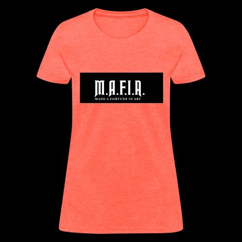 Classic Mafia Logo Black - Women's T-Shirt