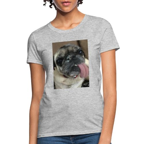 Pugdriving hoodies and tote bags - Women's T-Shirt
