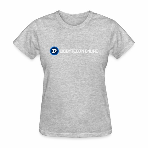 Digibyte online light - Women's T-Shirt