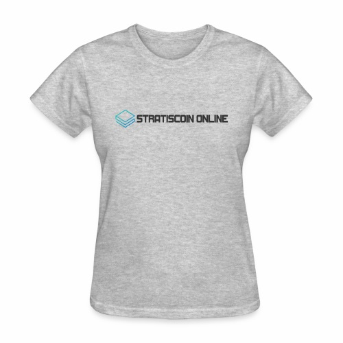stratiscoin online dark - Women's T-Shirt