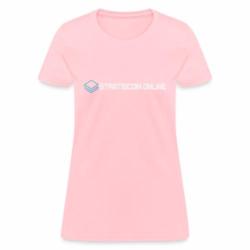 stratiscoin online light - Women's T-Shirt