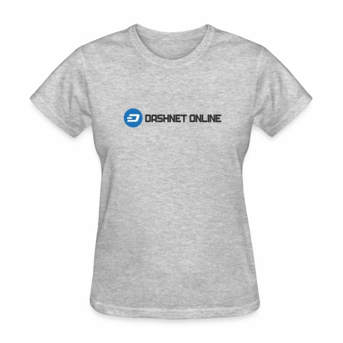dashnet online dark - Women's T-Shirt