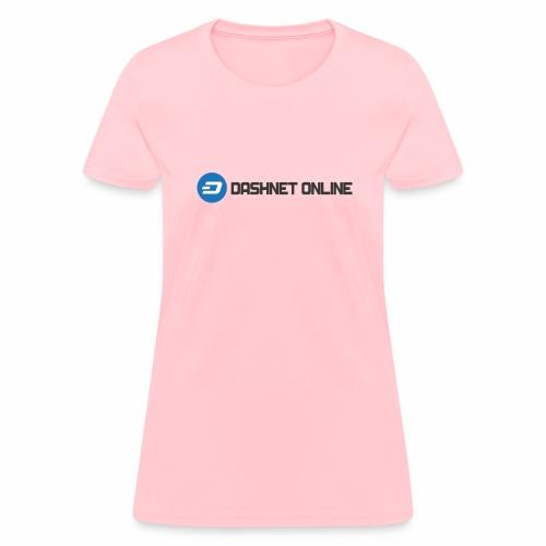 dashnet online dark - Women's T-Shirt