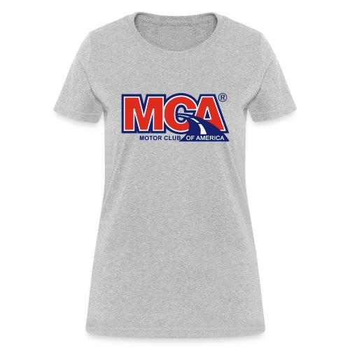 MCA_Logo_WBG_Transparent - Women's T-Shirt
