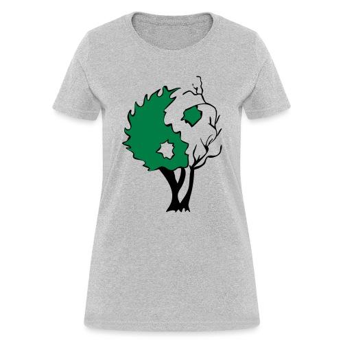 in tree col - Women's T-Shirt