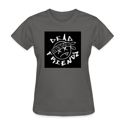 D.E.A.D FRIENDZ Records - Women's T-Shirt