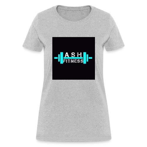 ASH FITNESS ACCESSORIES - Women's T-Shirt